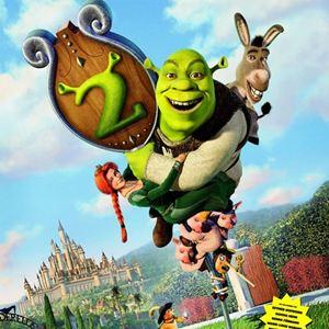 Shrek 2 - Der tollkühne Held kehrt zurück : poster