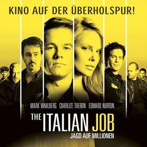 The Italian Job - Jagd auf Millionen : Kinoposter