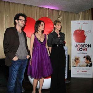 Bild Bérénice Bejo, Clotilde Courau, Stéphane Kazandjian