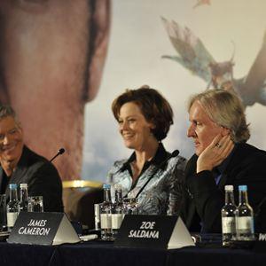 Avatar - Aufbruch nach Pandora : Bild James Cameron, Sigourney Weaver, Stephen Lang