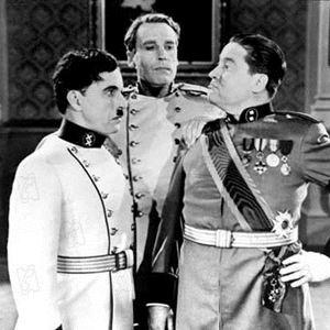 Der große Diktator : Bild Charles Chaplin, Jack Oakie