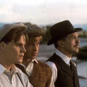 Aus der Mitte entspringt ein Fluss : Bild Brad Pitt, Craig Sheffer, Tom Skerritt