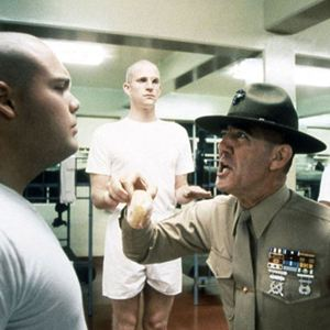 Full Metal Jacket : Bild Matthew Modine, R. Lee Ermey, Vincent D'Onofrio
