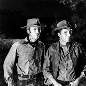 Bild Clint Eastwood, Eric Fleming