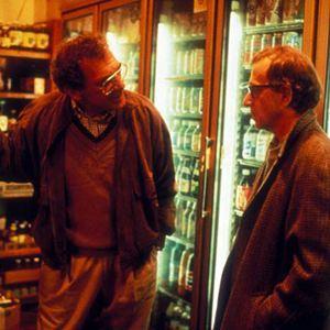 Ehemänner und Ehefrauen : Bild Sydney Pollack, Woody Allen
