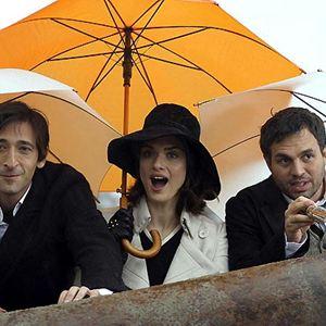 Brothers Bloom : Bild Adrien Brody, Mark Ruffalo, Rachel Weisz