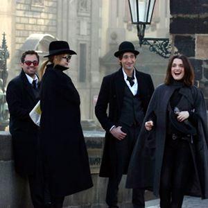 Brothers Bloom : Bild Adrien Brody, Mark Ruffalo, Rachel Weisz, Rinko Kikuchi