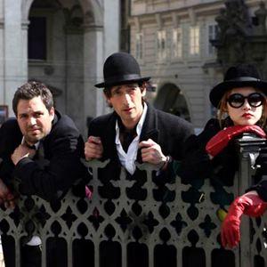 Brothers Bloom : Bild Adrien Brody, Mark Ruffalo, Rinko Kikuchi
