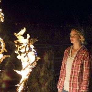 Auf brennender Erde : Bild Diego J. Torres, Jennifer Lawrence