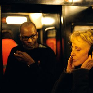 35 Rum : Bild Alex Descas, Claire Denis
