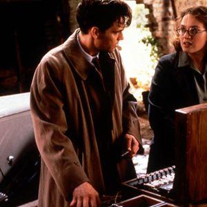 Enigma - Das Geheimnis : Bild Dougray Scott, Kate Winslet