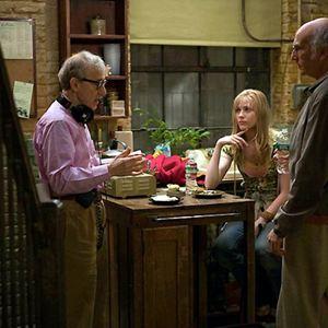 Whatever works - Liebe sich wer kann : Bild Evan Rachel Wood, Larry David, Woody Allen