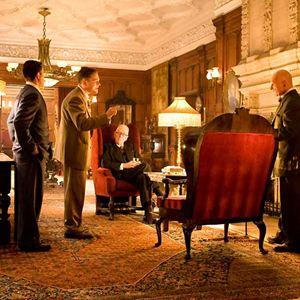 Shutter Island : Bild Ben Kingsley, Leonardo DiCaprio, Mark Ruffalo, Martin Scorsese, Max von Sydow