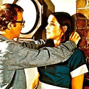 Woody - der Unglücksrabe : Bild Janet Margolin, Woody Allen