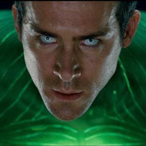 Green Lantern : Bild Ryan Reynolds