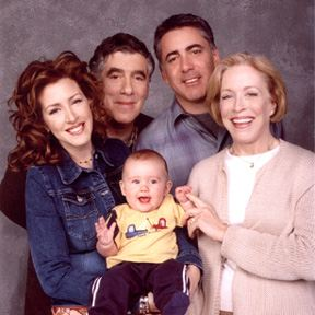 Bild Adam Arkin, Elliott Gould, Holland Taylor, Joely Fisher
