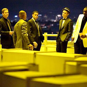 Takers : Bild Chris Brown, Hayden Christensen, Idris Elba, Michael Ealy, Paul Walker