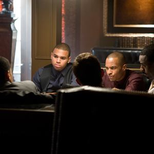 Takers : Bild Chris Brown, Hayden Christensen, Idris Elba, T.I.