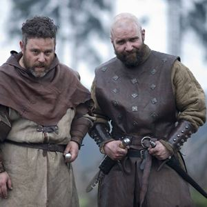 Black Death : Bild Andy Nyman, Christopher Smith, Johnny Harris