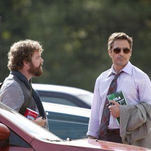 Stichtag : Bild Robert Downey Jr., Zach Galifianakis