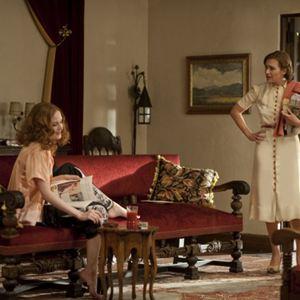 Mildred Pierce : Bild Evan Rachel Wood, Kate Winslet
