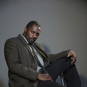 Luther : Bild Idris Elba