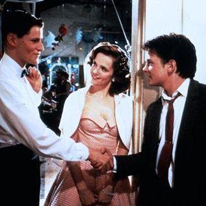 Zurück in die Zukunft : Bild Crispin Glover, Lea Thompson, Michael J. Fox
