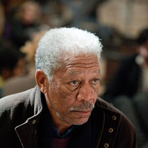 The Dark Knight Rises : Bild Morgan Freeman