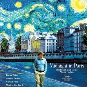 Midnight In Paris : Kinoposter