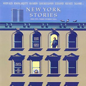 New Yorker Geschichten : Kinoposter