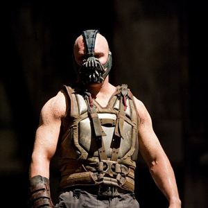 The Dark Knight Rises : Bild Tom Hardy