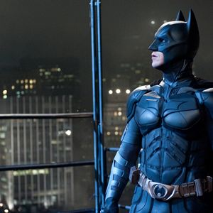 The Dark Knight Rises : Bild Christian Bale