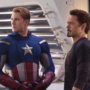 Marvel's The Avengers : Bild Robert Downey Jr.