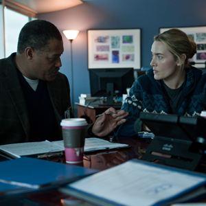 Contagion : Bild Kate Winslet, Laurence Fishburne