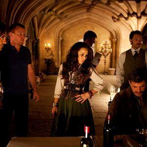Sherlock Holmes 2: Spiel im Schatten : Bild Jude Law, Noomi Rapace, Robert Downey Jr., Thierry Neuvic