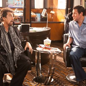 Jack und Jill : Bild Adam Sandler, Al Pacino