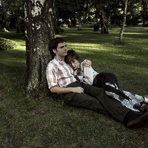 Und wenn wir alle zusammenziehen? : Bild Daniel Brühl, Jane Fonda, Stéphane Robelin