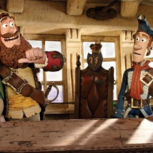 Die Piraten - Ein Haufen merkwürdiger Typen : Bild