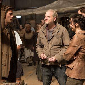Die Tribute von Panem 2 - Catching Fire : Bild Francis Lawrence, Jennifer Lawrence, Liam Hemsworth