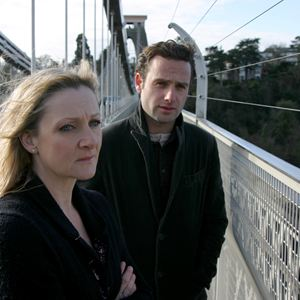Bild Andrew Lincoln, Lesley Sharp