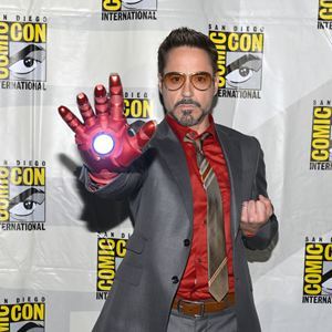 Iron Man 3 : Bild Robert Downey Jr.