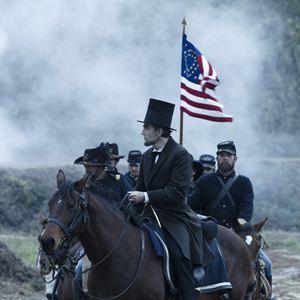 Lincoln : Bild Daniel Day-Lewis
