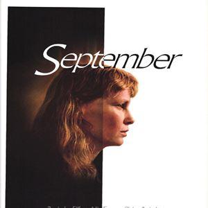 September : poster