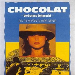 Chocolat - Verbotene Sehnsucht : Kinoposter
