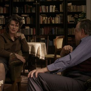 Hannah Arendt : Bild Axel Milberg, Barbara Sukowa