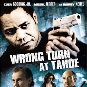 Wrong Turn At Tahoe : Kinoposter