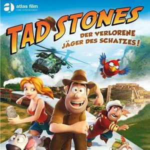 Tad Stones - Der verlorene Jäger des Schatzes! : Kinoposter