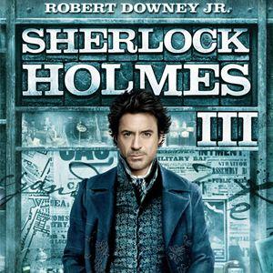 Sherlock Holmes 3 : Kinoposter