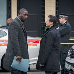 Bild Idris Elba, Warren Brown