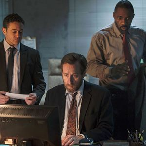 Bild Idris Elba, Michael Smiley, Warren Brown